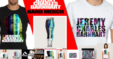 JCB – Band Merch